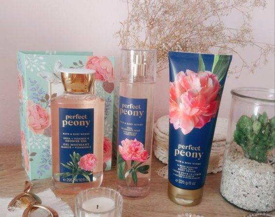 Bath & Body Works Perfect Peony