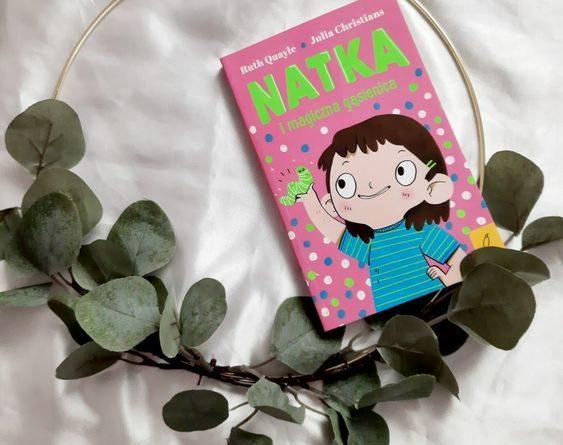Natka i magiczna gąsienica