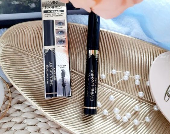 Tusz do rzęs Max Factor Divine Lashes